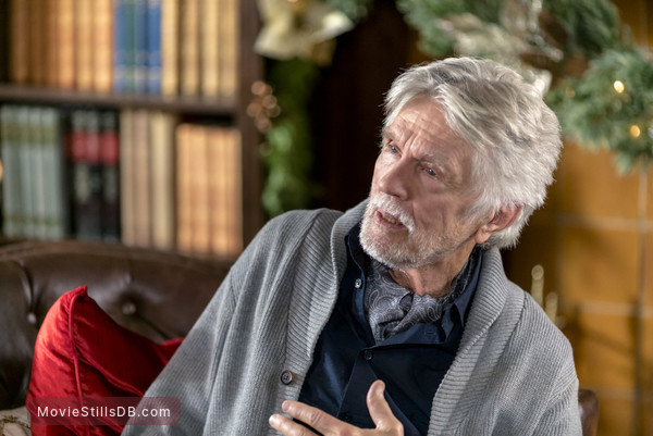 Journey Back To Christmas.Journey Back To Christmas Publicity Still Of Tom Skerritt