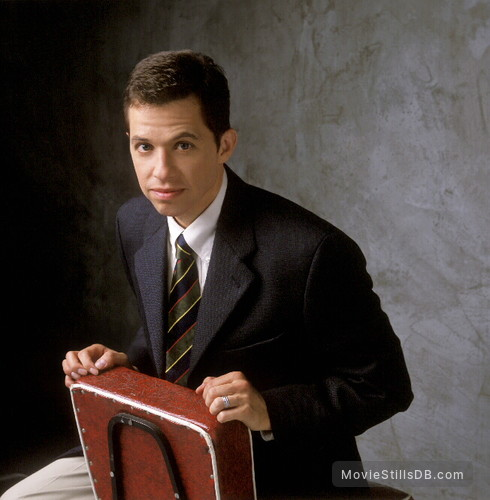 Two and a Half Men - Promo shot of Jon Cryer