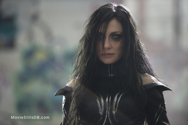 Thor: Ragnarok - Publicity still of Cate Blanchett
