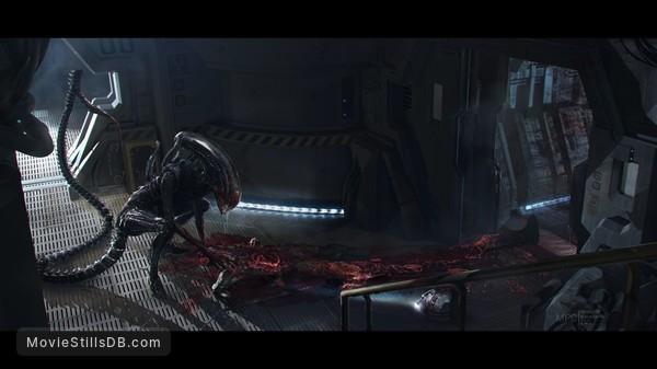 Alien: Covenant - Pre-production image