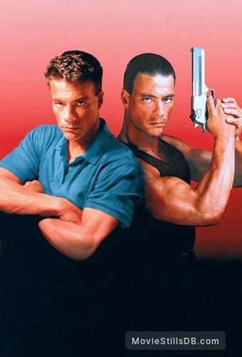 Double Impact - Promo shot of Jean-Claude Van Damme