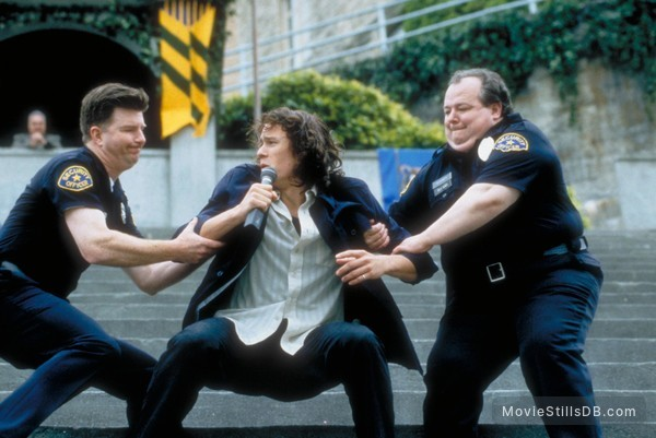 10 Things I Hate About You - Publicity still of Heath Ledger