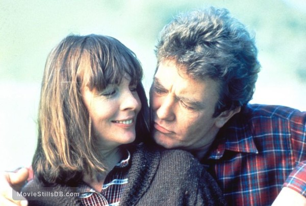 Shoot the Moon - Publicity still of Diane Keaton & Albert Finney