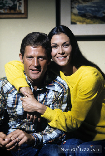 The Rookies - Promo shot of Kate Jackson & Sam Melville