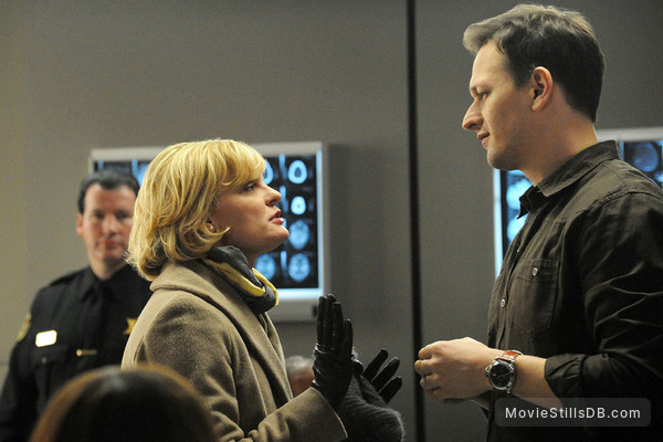 The Good Wife - Publicity still of Martha Plimpton & Josh Charles