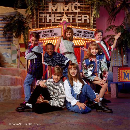 MMC - Promo shot of Ryan Gosling, Justin Timberlake, Christina Aguilera, Britney Spears & Marque Tate Lynche
