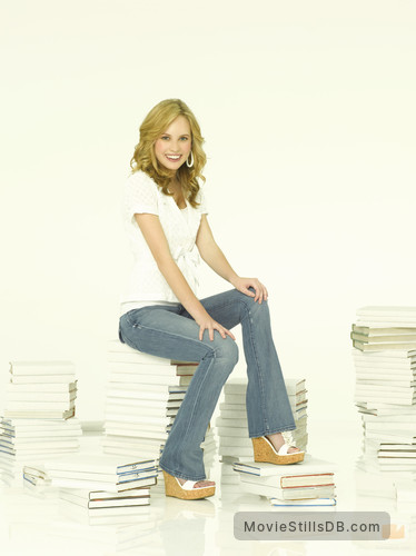 10 Things I Hate About You - Promo shot of Meaghan Jette Martin