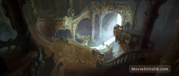 Beauty and the Beast - Pre-production image
