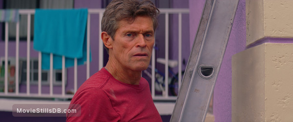 The Florida Project - Publicity still of Willem Dafoe