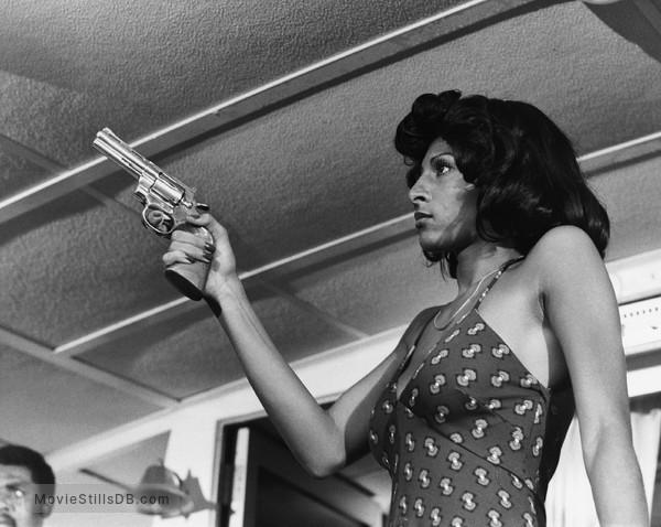 'Sheba, Baby' - Publicity still of Pam Grier