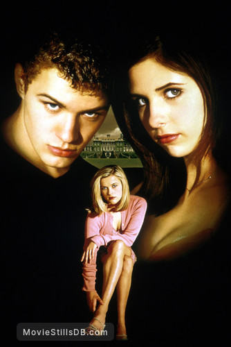 Cruel Intentions - Promotional art with Reese Witherspoon, Sarah Michelle Gellar & Ryan Phillippe