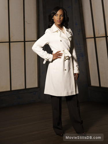 Scandal - Promo shot of Kerry Washington