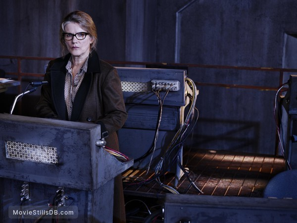 12 Monkeys - Promo shot of Barbara Sukowa