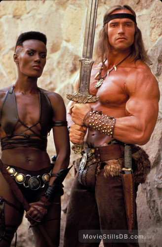 grace Arnold jones schwarzenegger