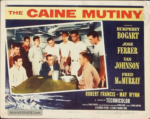 caine mutiny psychoanalysis