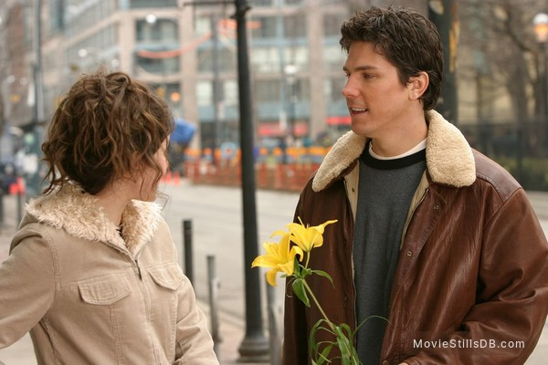 111 Gramercy Park - Publicity still of Erica Durance & Michael Trucco