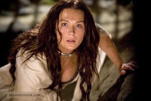 Legend of the Seeker - Publicity still of Bridget Regan