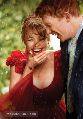About Time - Promotional art with Rachel McAdams & Domhnall Gleeson