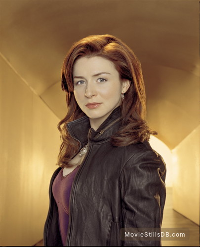 1-800-Missing - Promo shot of Caterina Scorsone
