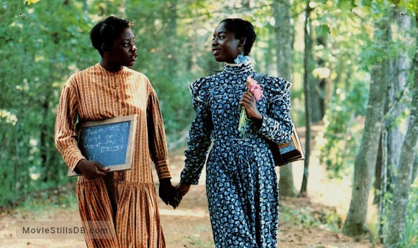 essay on the color purple movie The color purple has remained a cultural touchstone for black women in america that a film about black women like the color purple was made at all feels like.