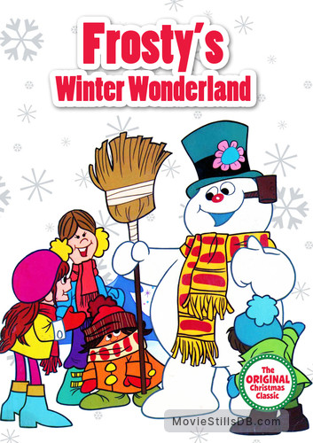 Frosty's Winter Wonderland - Promotional art