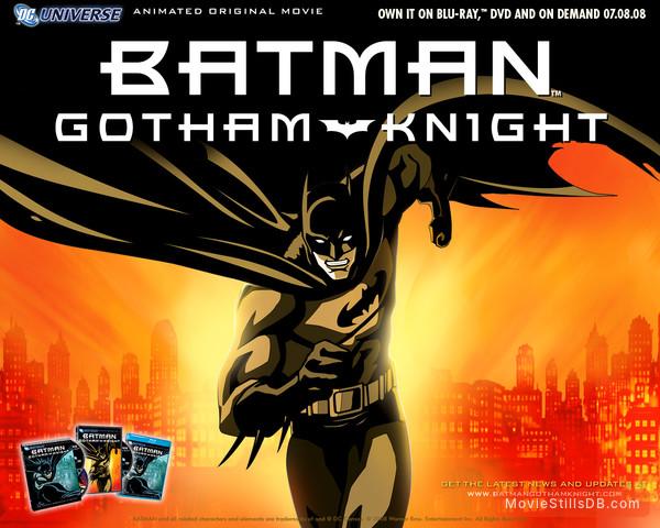 Batman: Gotham Knight - Wallpaper