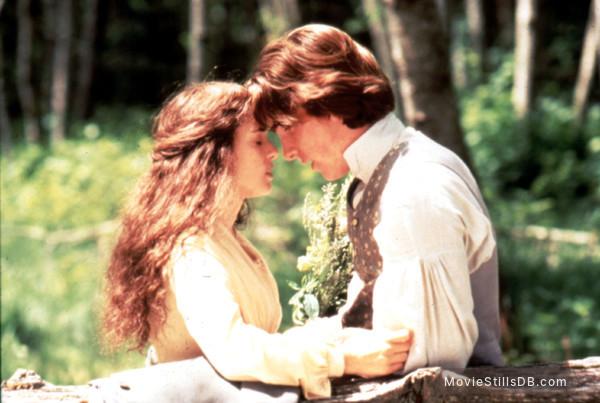 Little Women - Publicity still of Winona Ryder & Christian Bale