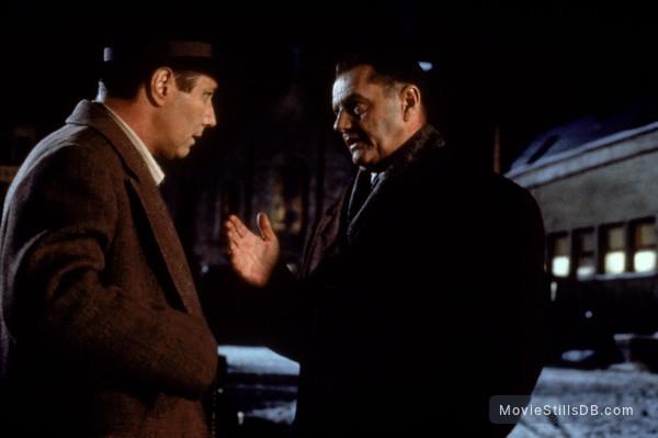 Hoffa - Publicity still of Jack Nicholson & J.T. Walsh