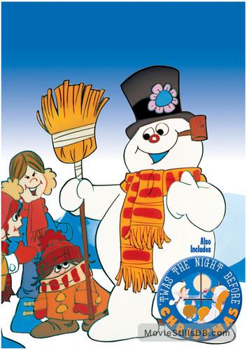 Frosty's Winter Wonderland - Promotional art