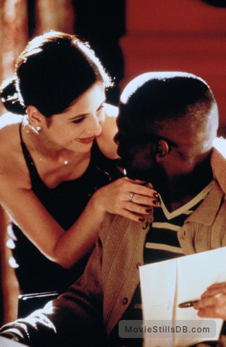 Cruel Intentions - Publicity still of Sarah Michelle Gellar & Sean Patrick Thomas