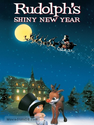 Rudolph's Shiny New Year - Promotional art
