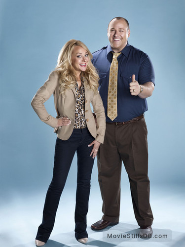 $#*! My Dad Says - Promo shot of Will Sasso & Nicole Sullivan