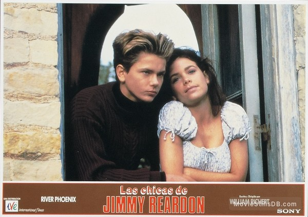 A Night in the Life of Jimmy Reardon - Lobby card
