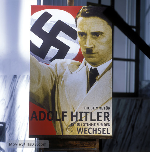 Hitler: The Rise of Evil - Promo shot of Robert Carlyle