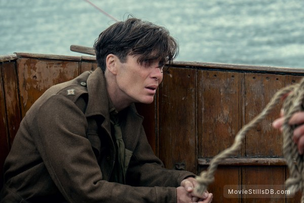 Dunkirk - Publicity still of Cillian Murphy