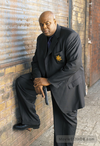 Killer Instinct - Promo shot of Chi McBride