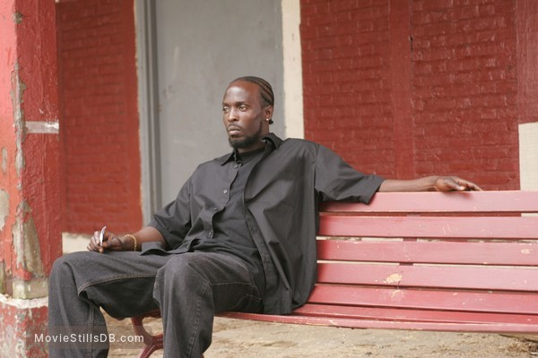 The Wire - Publicity still of Michael Kenneth Williams