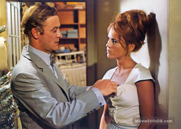 Hurry Sundown - Publicity still of Michael Caine & Jane Fonda