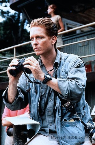 Anaconda - Publicity still of Eric Stoltz