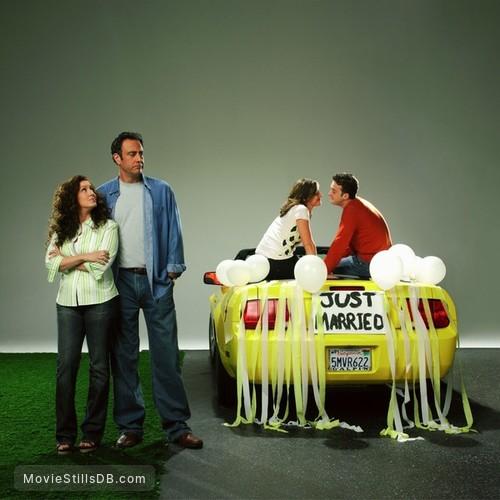 'Til Death - Promo shot of Brad Garrett, Joely Fisher, Kat Foster & Eddie Kaye Thomas