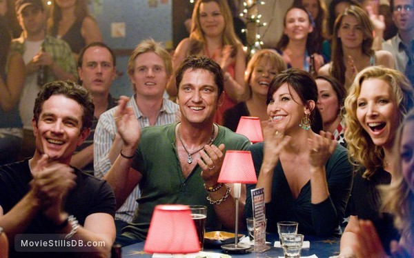 P.S. I Love You - Publicity still of Gina Gershon, Lisa Kudrow, Gerard Butler & James Marsters