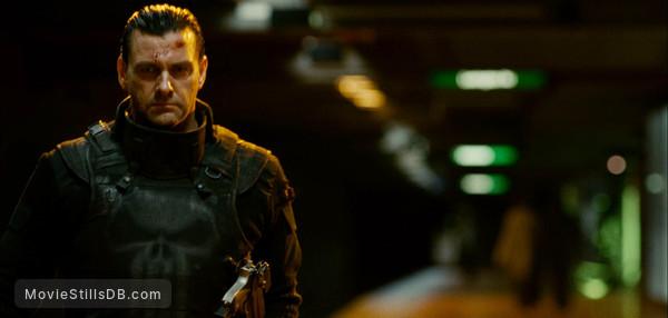 Punisher: War Zone - Publicity still of Ray Stevenson