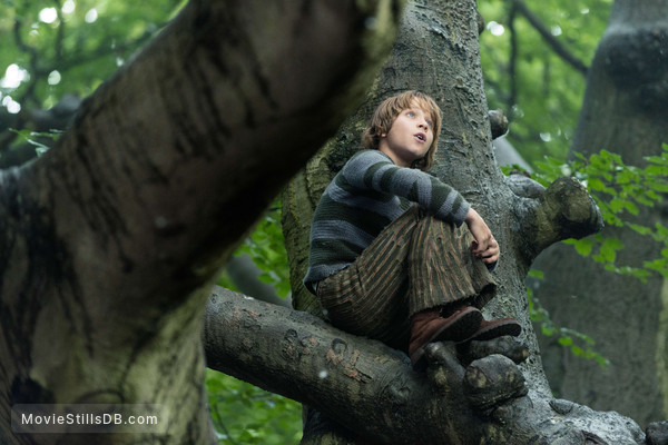 Into the Woods - Publicity still of Daniel Huttlestone