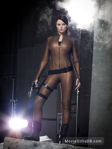 Continuum - Promo shot of Rachel Nichols