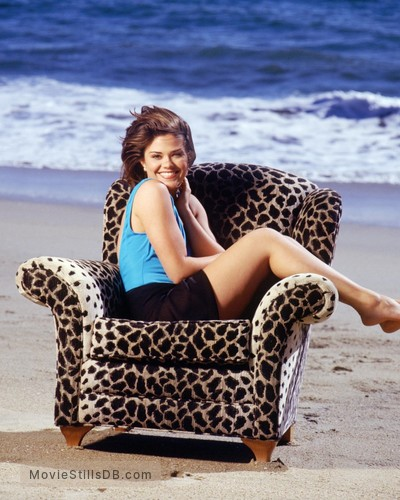 Sunset Beach - Promo shot of Susan Ward
