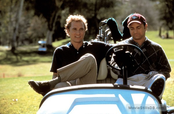 The Wedding Planner - Publicity still of Matthew McConaughey & Kevin Pollak