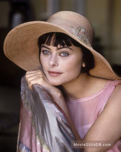 Enchanted April - Publicity still of Polly Walker