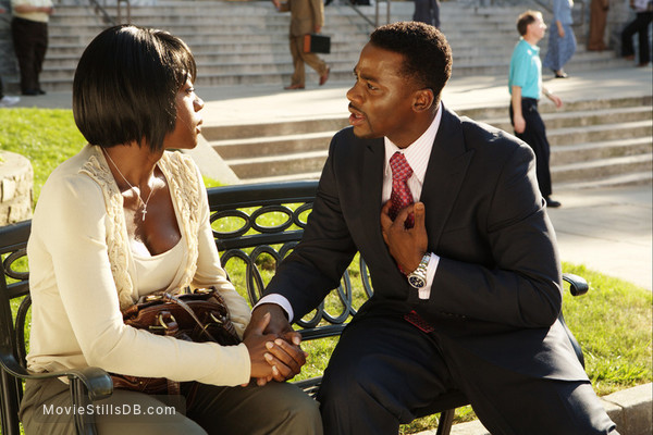 Madea Goes to Jail - Publicity still of Viola Davis & Derek Luke