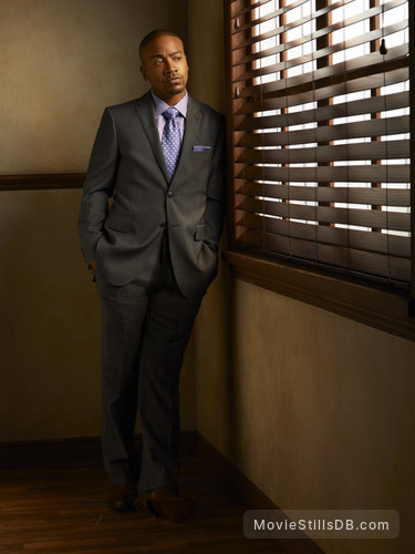 Scandal - Promo shot of Columbus Short