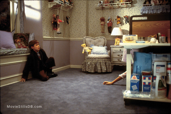 The Sixth Sense - Publicity still of Haley Joel Osment